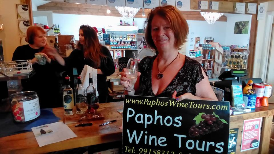 Paphos Wine Tours On Tour