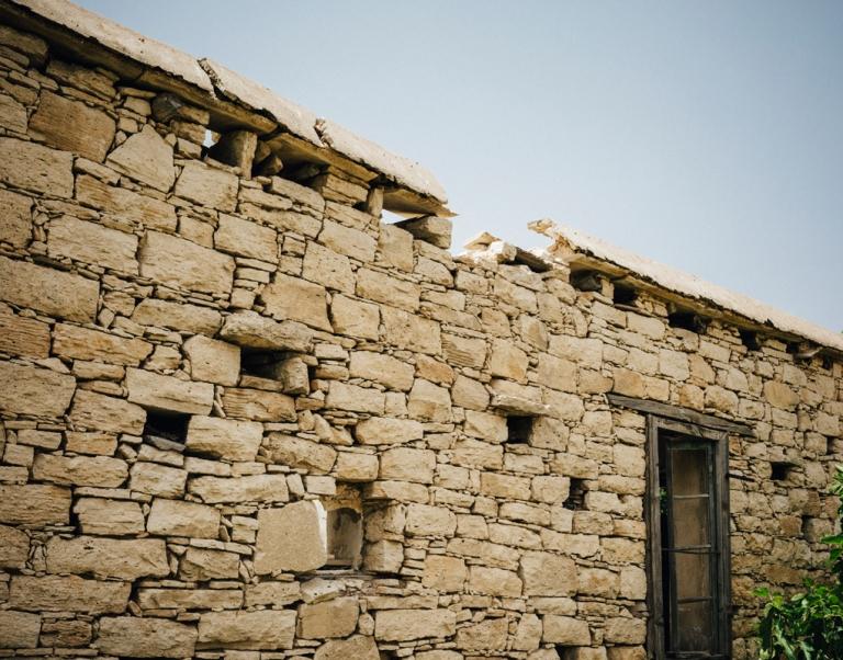 St Fotios - Deserted Village
